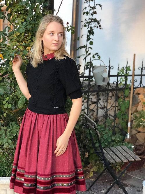 "Julia Trentini Pullover Heidi ""schwarz"""