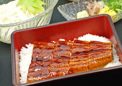 炙り鰻重 2,200円(税込)