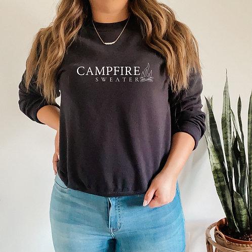 """""""Camp Fire"""" Crewneck"""