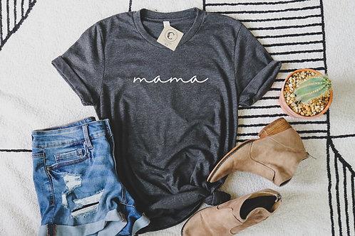 """mama"" T-shirt"