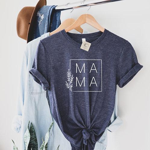 """Classic mama"" T-shirt"