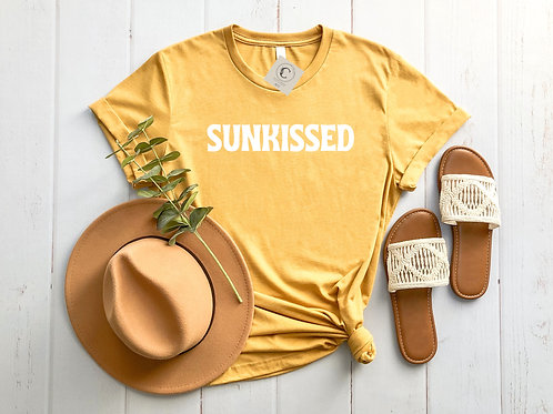 """""""Sunkissed"""" T-shirt"""