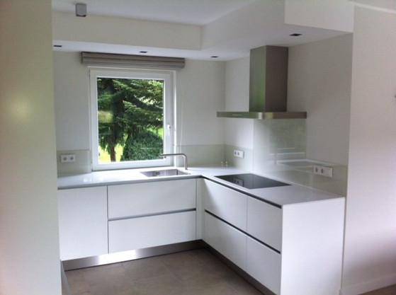 Küche neu geplant & montiert