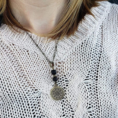 Dharma Diffuser Necklace