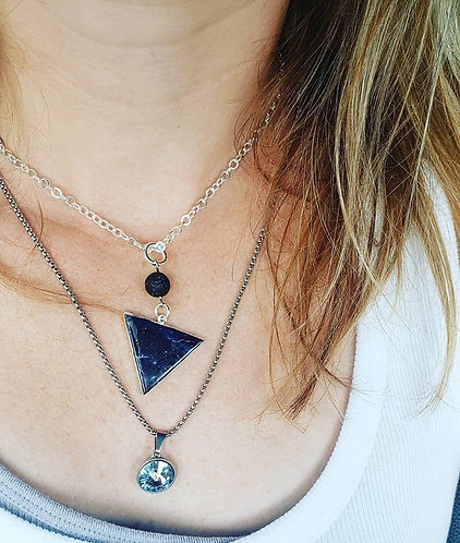 Sodalite Triangle