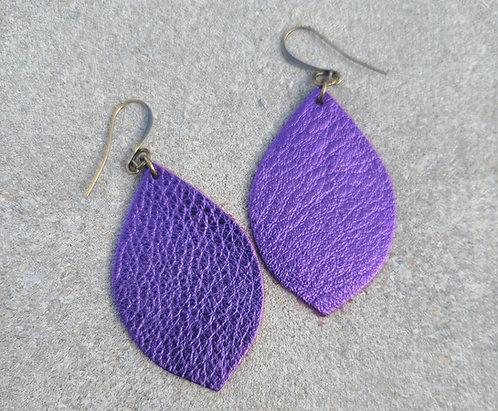 Purple for Luca