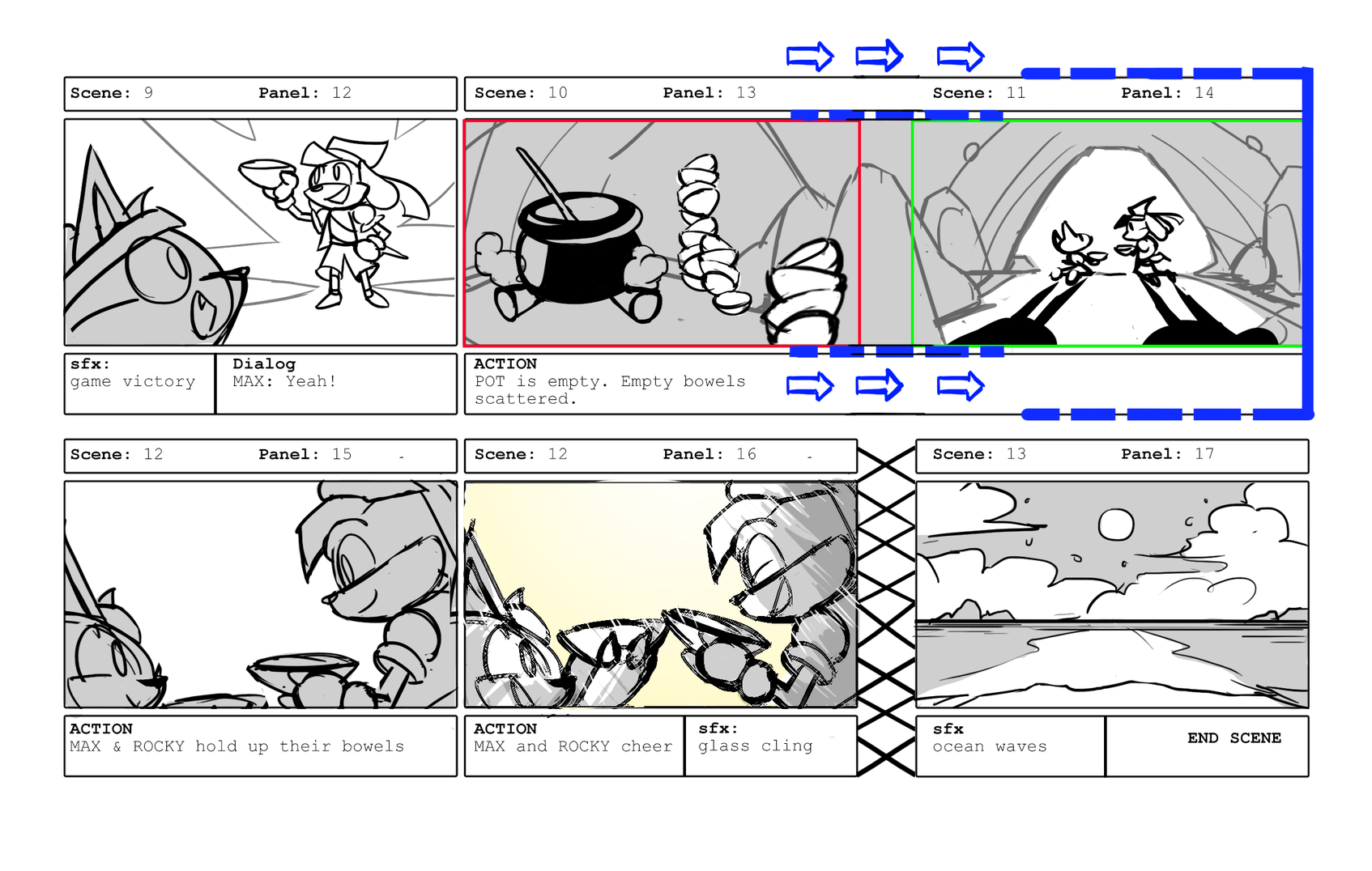 PurnellMarcus_max adventures_storyboards