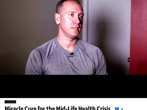 Ron Reeds Miracle Cure for the Mid-Life Health Crisis