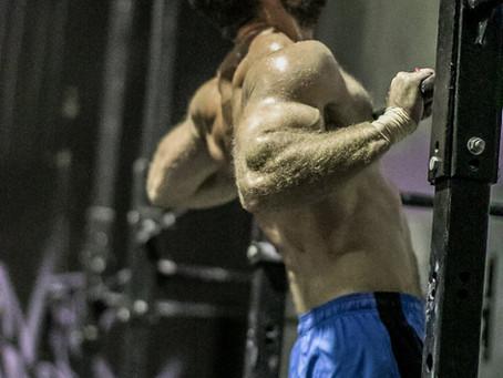 Bar muscle up 4 week program
