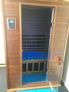 Premier Infrared Sauna Experience is home to 3018