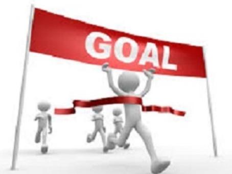 Focus on the goal