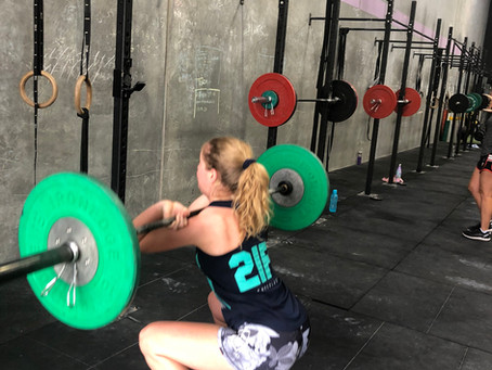 CrossFit 3018 delivering to your home gym, live and online