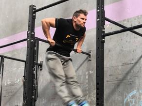 Tips: Bar muscle ups
