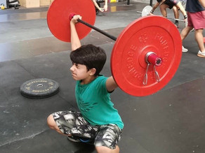 TEENS in CrossFit