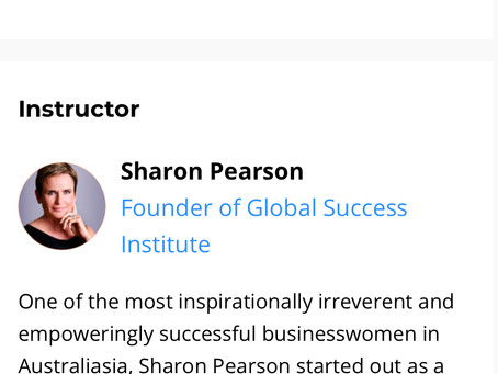 New release – Sharon's Your Ultimate Self Program