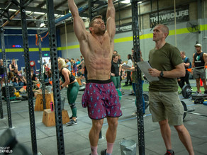 Video: Toes to bar fix