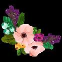 Composizione di fiori 1