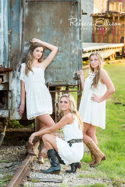 Senior style shoot