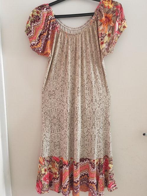 Vestido Florido/estampado