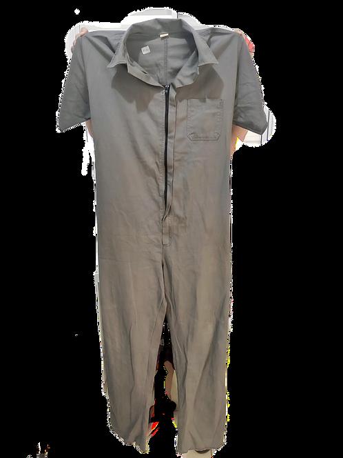 Macacão Cinza