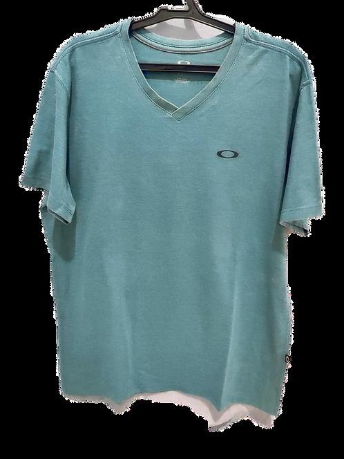 Camiseta Oakley azul