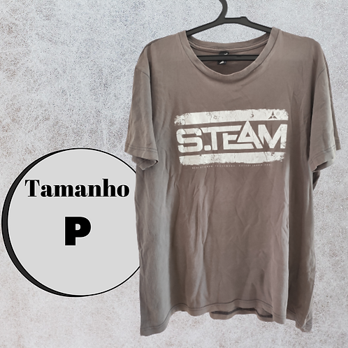 Camiseta steam