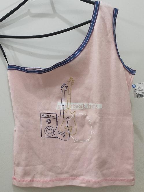 Blusinha 1 ombro só