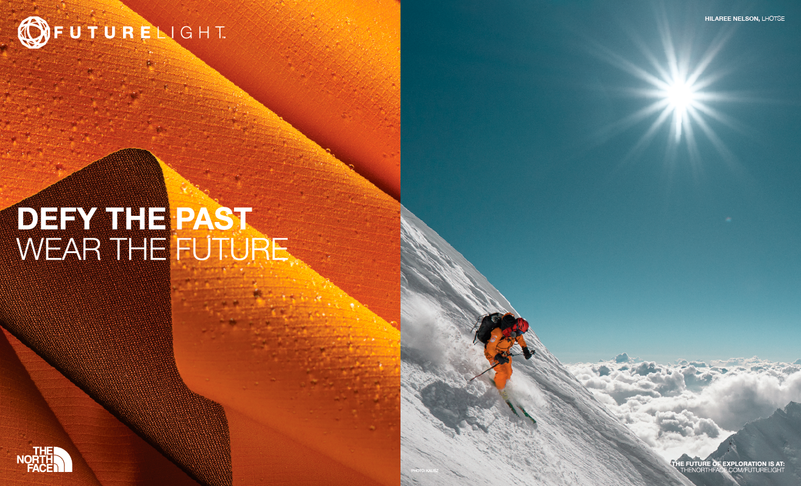 Agency: Sid Lee | Client: The North Face