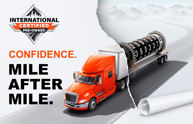 Agency: Gerard | Client: International Trucks