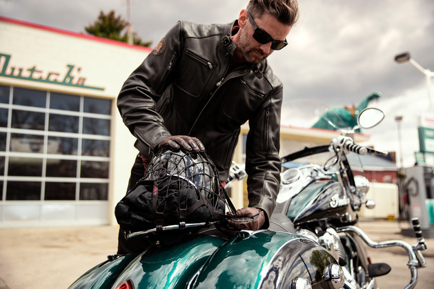 Agency: Coast Graphics | Client: Indian Motorcycle