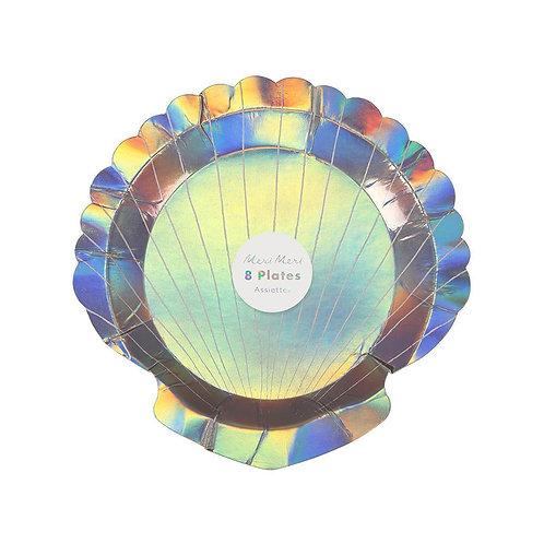 Shell Plates (small)