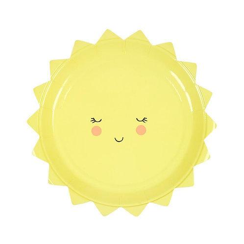 Sun Plates (small)