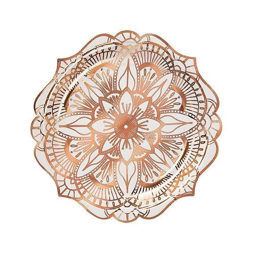 Mandala Plates (small)