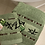 Thumbnail: BAMBOO FIBRE  BATH&HAND TOWEL SET  (GREEN)