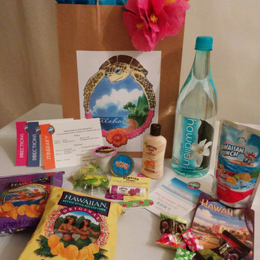 Welcome Package for Out-of-Town Guests