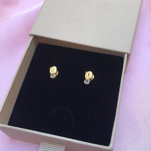NUN earrings