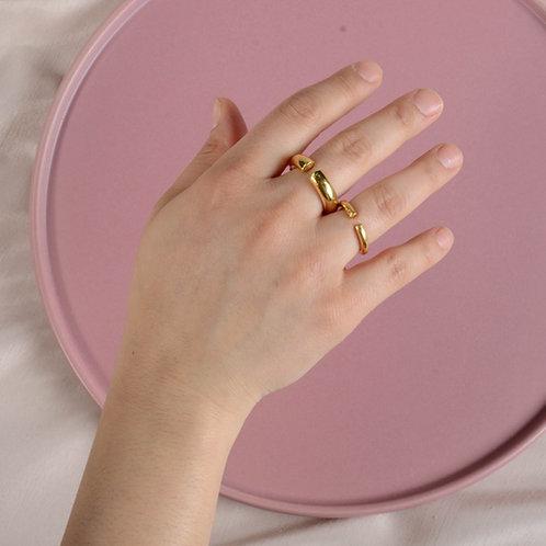 NEFELI bold ring