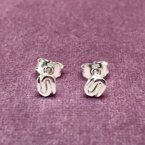 S-CHAIN earrings