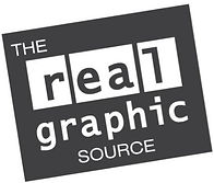 The Real Graphic Source Logo