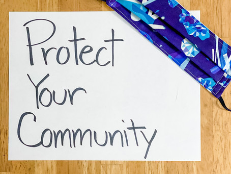 Protect Your Community, Not Your Convenience