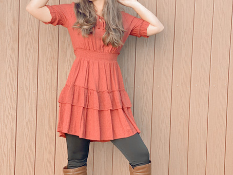 13 Cold Weather Friendly Outfits to Style Knee High Boots With