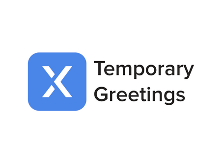 How to Set a Temporary Voicemail Greeting