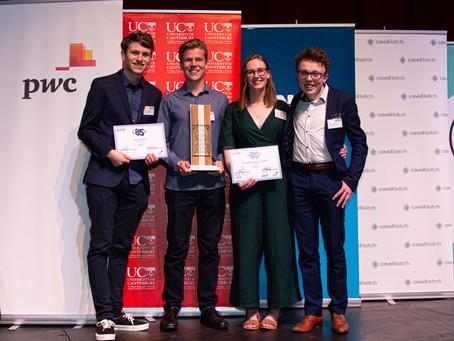 Grand Winner of Entré's $85K Startup Challenge - Vxt