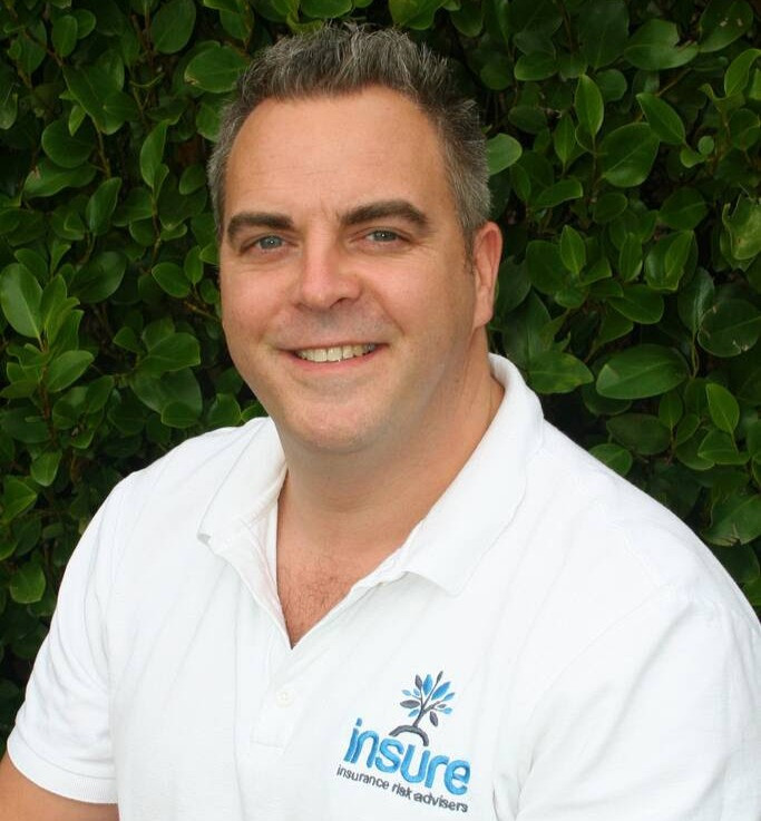 A picture of David Jochem the director of Insure