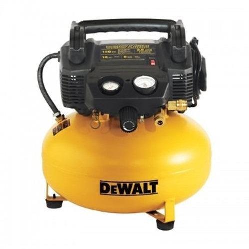 COMPRESOR 1.5 HP 6 GAL. *DEWALT* D2002M-WK C/MANGUERA