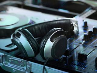 DJ equipment for Redhill social club