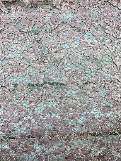 Old Pink Lace