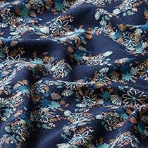 Blue Flowers Jersey