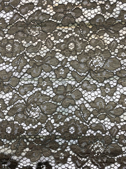 Charcoal Lace