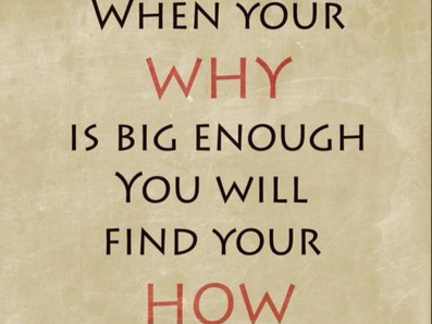 "How Does Network Marketing Success Depend on Your ""WHY"""